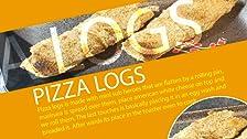 Registros de pizza