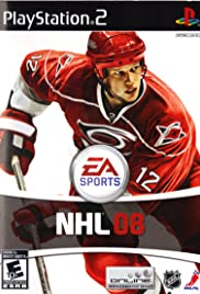 NHL 08 Poster