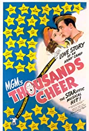 Thousands Cheer (1943) Poster - Movie Forum, Cast, Reviews