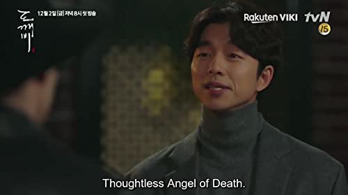 In his quest for a bride to break his immortal curse, Dokkaebi, a 939-year-old guardian of souls, meets a grim reaper and a sprightly student with a tragic past.