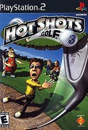 Hot Shots Golf 3 Poster