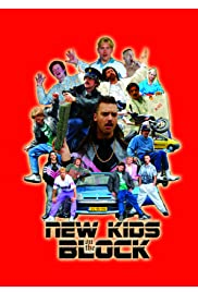 New Kids on the Block Poster - TV Show Forum, Cast, Reviews