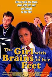 The Girl with Brains in Her Feet Poster