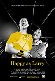 Happy as Larry Poster