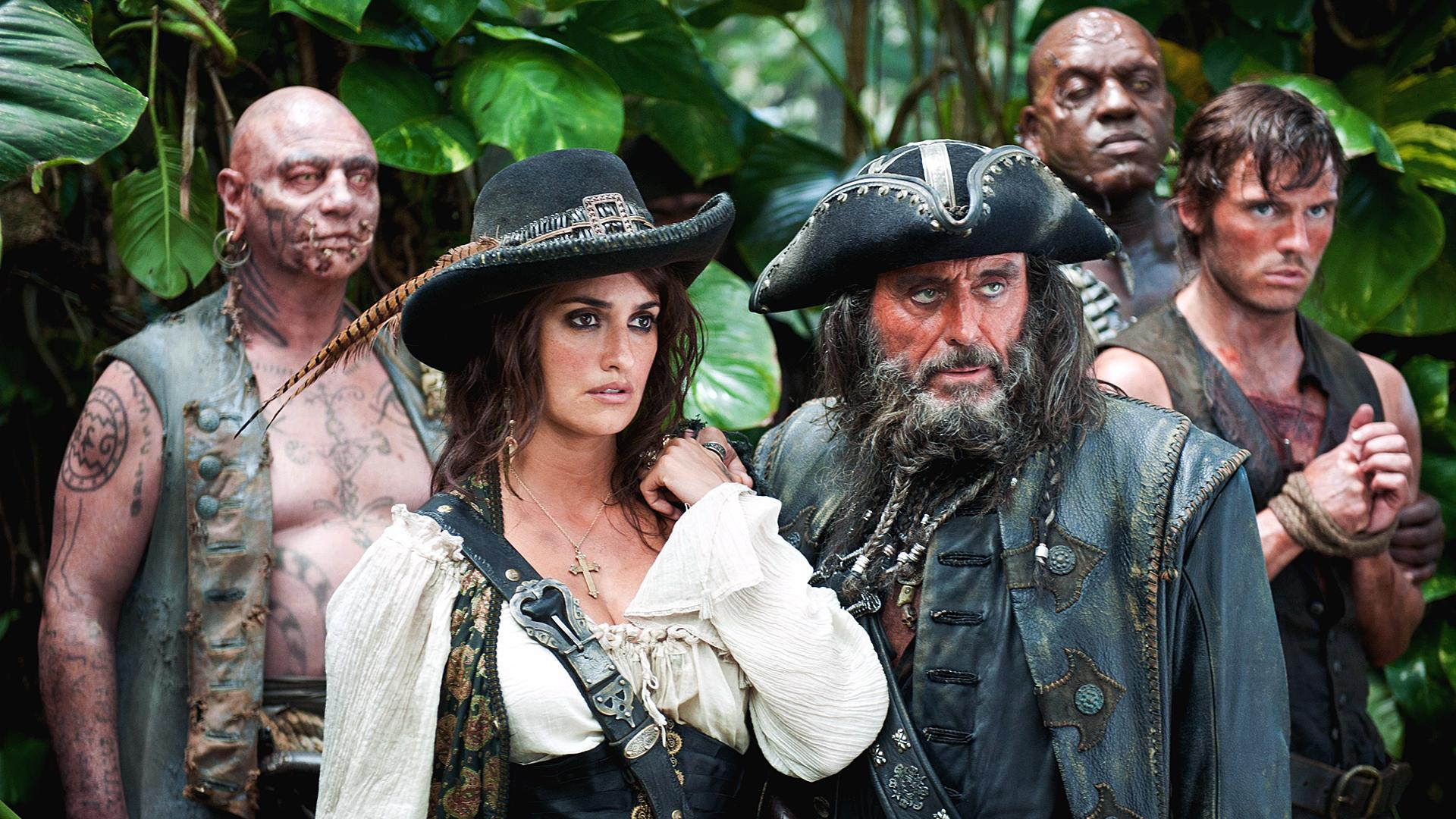 Пираты карибского моря фото героев