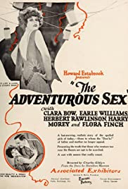 The Adventurous Sex Poster
