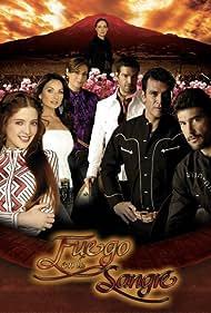 Fuego en la sangre (2008) Poster - TV Show Forum, Cast, Reviews