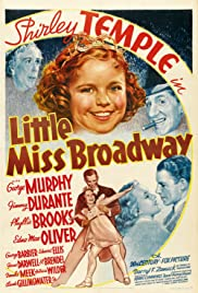 Little Miss Broadway Poster