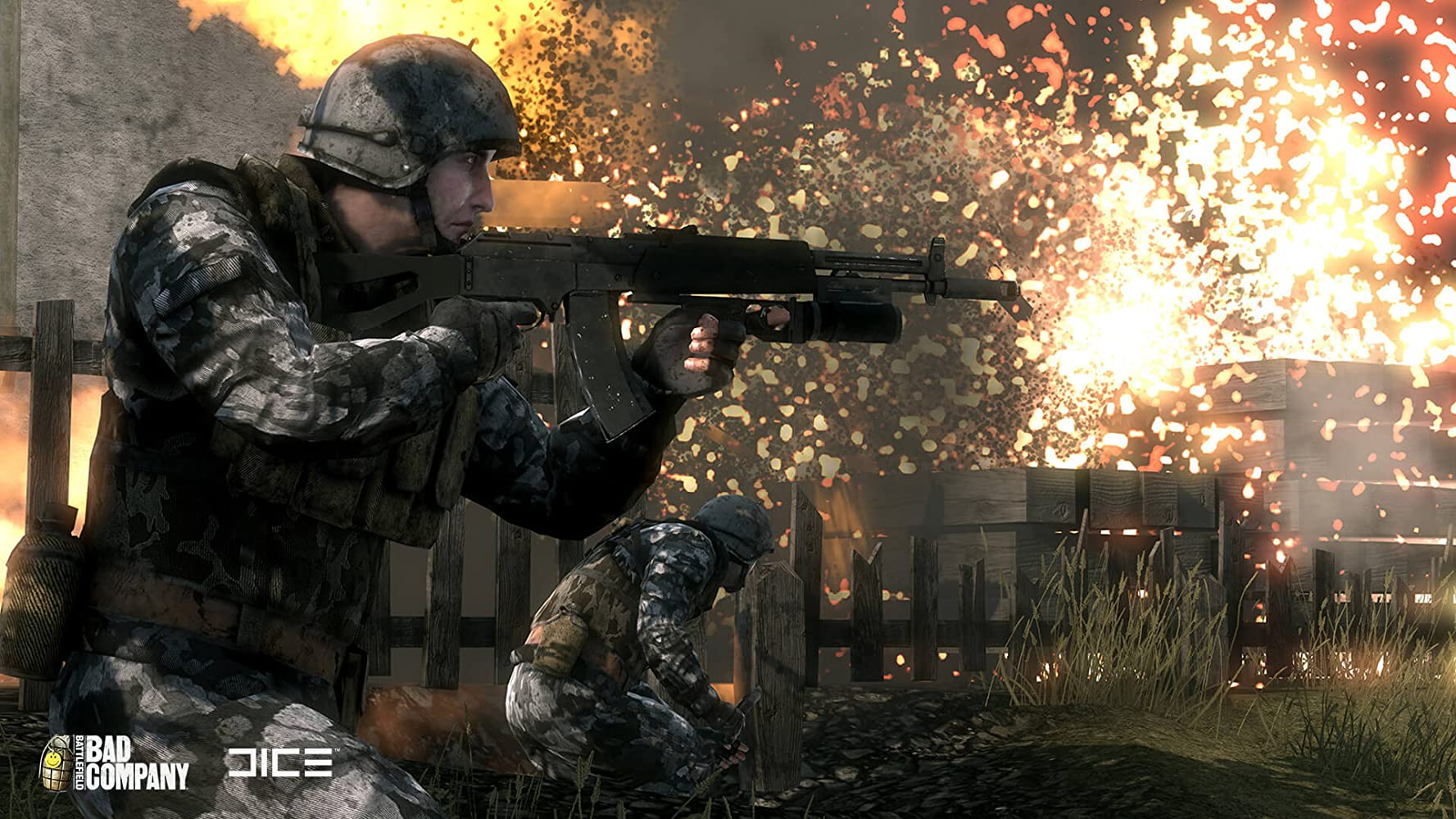 battlefield bad company 2008