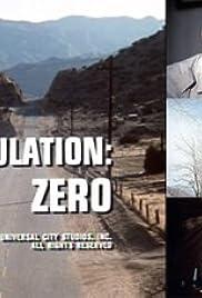 Population: Zero Poster