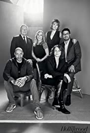 Drama Showrunners Poster