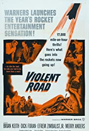 Violent Road (1958) starring Brian Keith on DVD on DVD