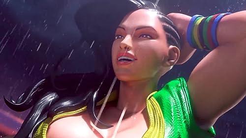 Street Fighter V: Arcade Edition Announcement (German)
