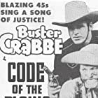 Buster Crabbe and Al St. John in The Renegade (1943)