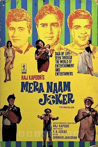 Mera Naam Joker (1970) centmovies.xyz
