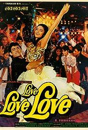 Love Love Love Poster