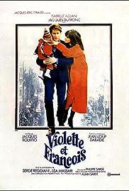 Violette & François Poster