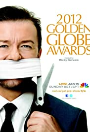 The 69th Annual Golden Globe Awards Poster