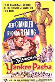 Yankee Pasha (1954) Poster - Movie Forum, Cast, Reviews