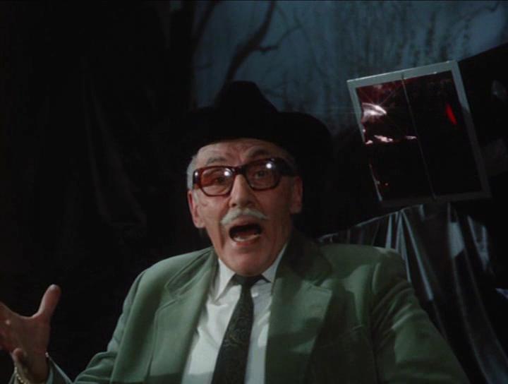Milos Kopecký in Velká filmová loupez (1986)