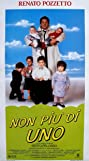 Non più di uno (1990) Poster