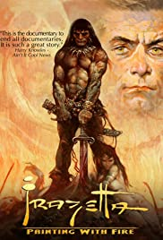 Frazetta: Painting with Fire(2003) Poster - Movie Forum, Cast, Reviews