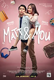 Matt & Mou Poster
