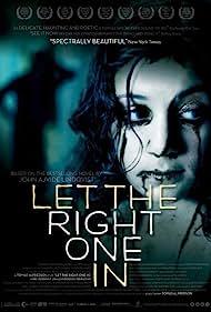 Lina Leandersson in Låt den rätte komma in (2008)