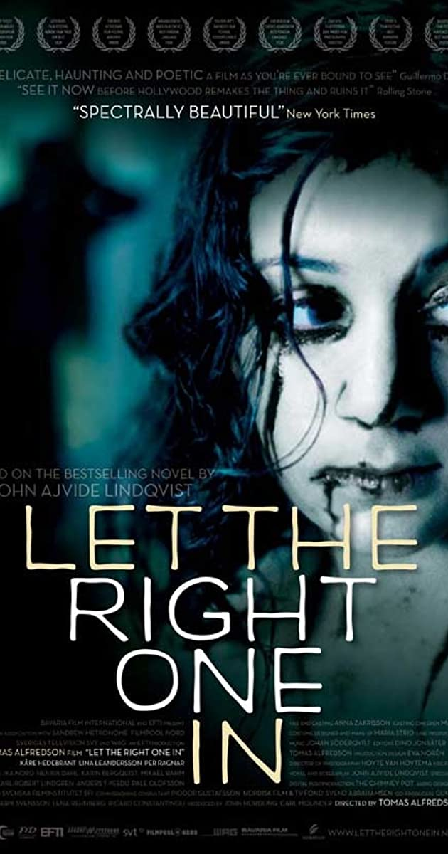 Watch Full HD Movie Let the Right One In (2008)