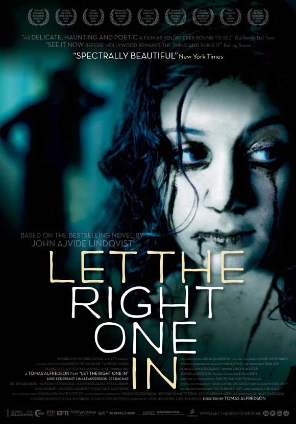 Let the Right One In (2008) BluRay 480p, 720p & 1080p