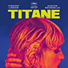 Agathe Rousselle in Titane (2021)
