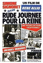 Rude journée pour la reine Poster