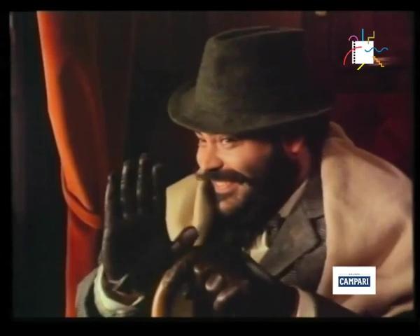 Victor Poletti in Che bel paesaggio: Bitter Campari (1984)