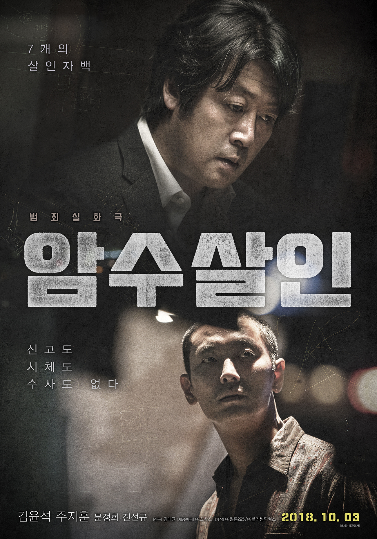 Dark Figure of Crime (2018) - IMDb