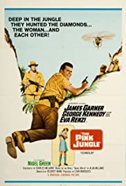 The Pink Jungle Poster