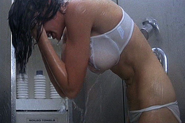 Amanda Pays in Leviathan (1989)