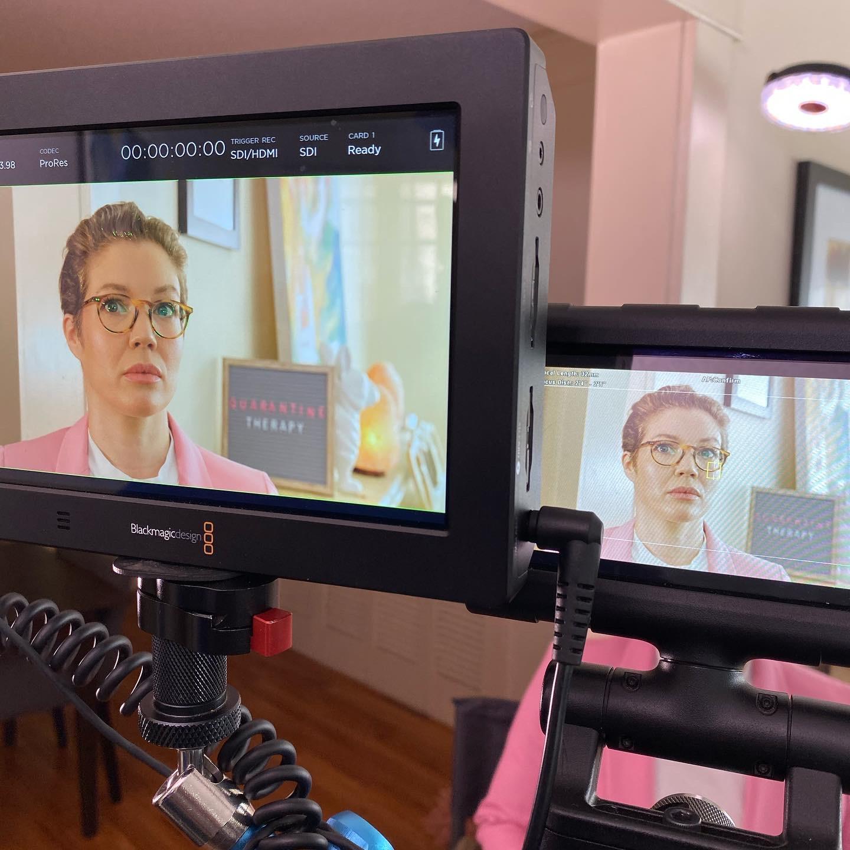 Maura Hooper in Quarantine Therapy (2020)