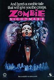 Zombie Nightmare(1987) Poster - Movie Forum, Cast, Reviews