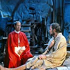 Charlton Heston and Rex Harrison in The Agony and the Ecstasy (1965)