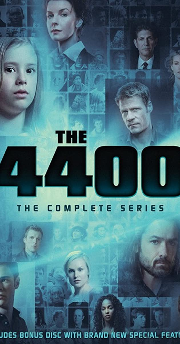 The 4400 (TV Series 2004–2007) - IMDb