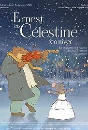 Ernest et Célestine en hiver Poster