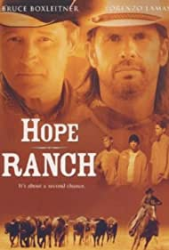 Bruce Boxleitner and Lorenzo Lamas in Hope Ranch (2002)