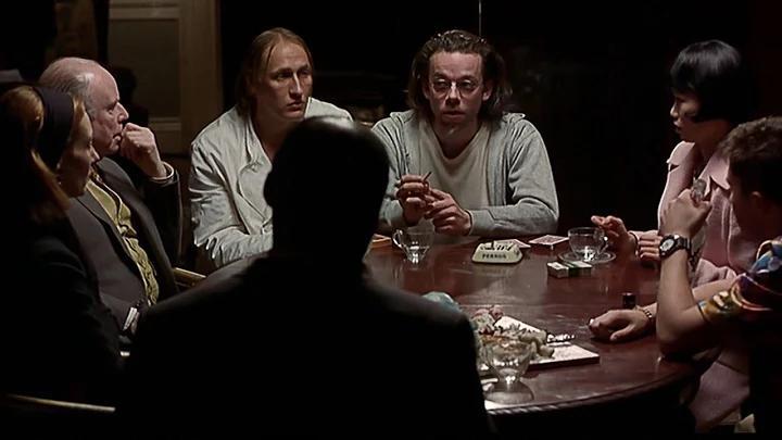 Christien Anholt, Detlef Bothe, Edward Hardwicke, George Harris, Ute Lemper, George Lenz, and Ysé Tran in Appetite (1998)