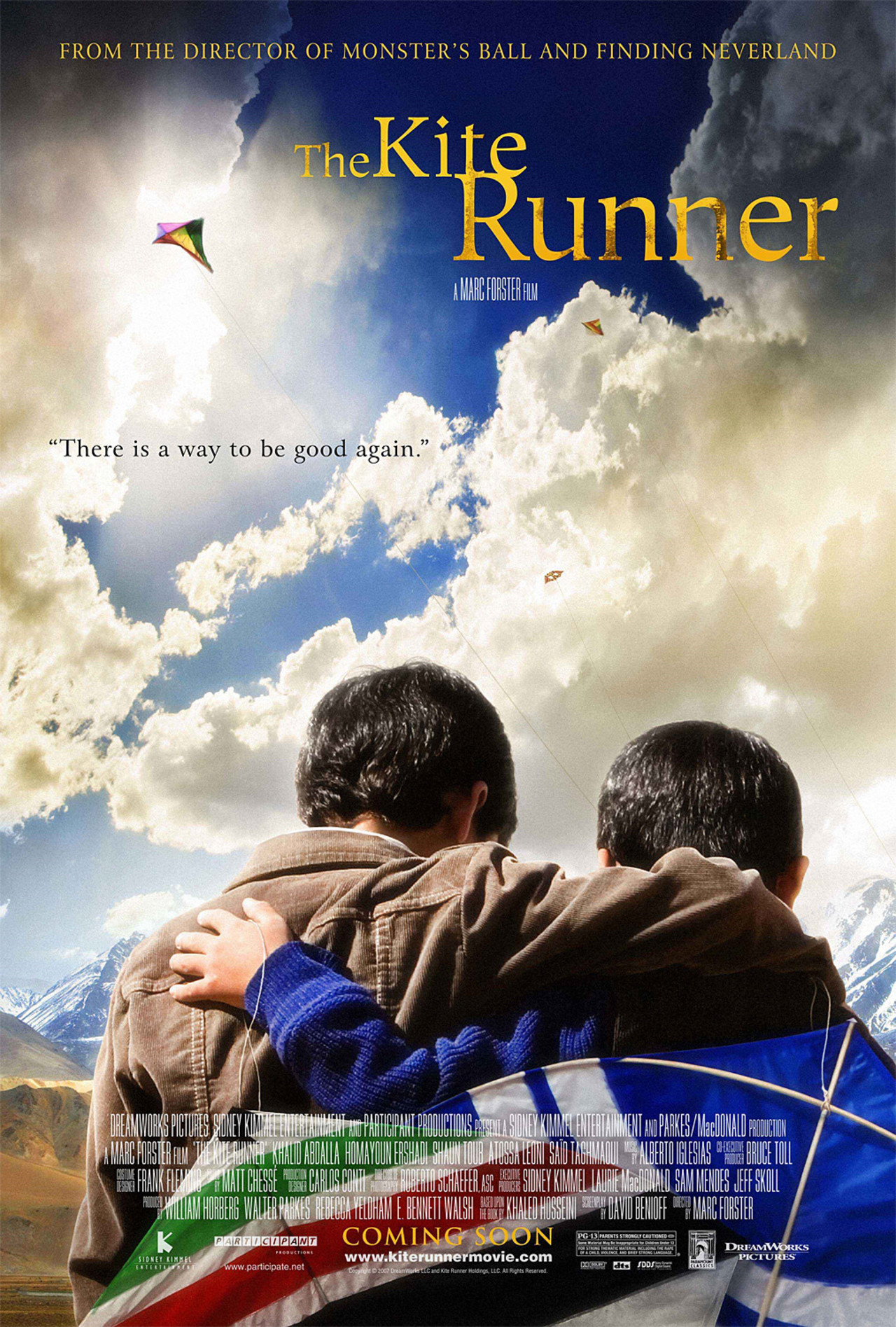 The Kite Runner (2007) Dual Audio [Hindi-DD 5.1] 300MB BluRay 480p ESuns Download