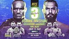 UFC 251: Episodes 1-6