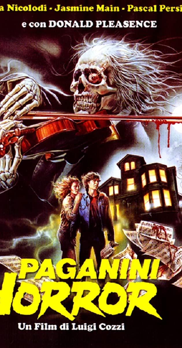 Paganini Horror (1989) Subtitles