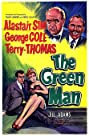 The Green Man (1956) Poster