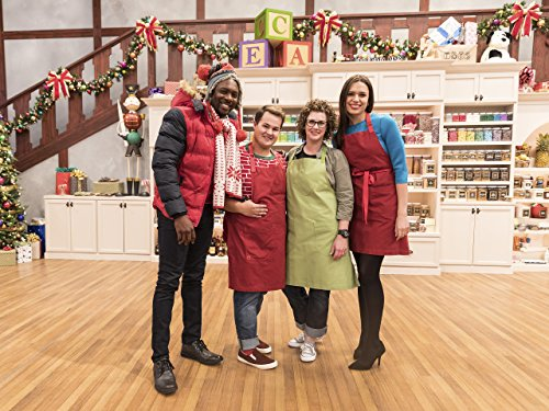 Christmas Cookie Challenge.Christmas Cookie Challenge Santa S Sweet Spot Tv Episode
