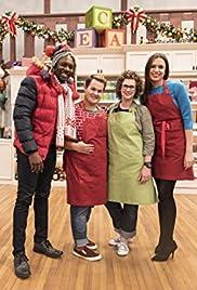 Christmas Cookie Challenge Judges.Christmas Cookie Challenge Santa S Sweet Spot Tv Episode