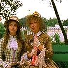 Marina Aleksandrova and Ewa Szykulska in Azazel (2002)